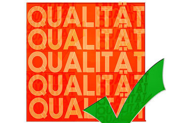 """Unser Qualitätsstandard! #2"""
