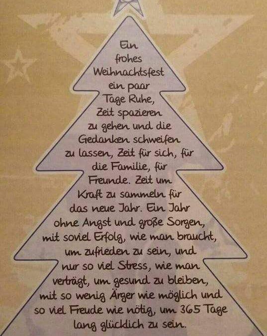 """""""Frohe Weihnachten!"""""""